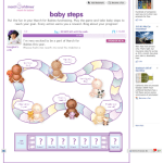 March of Dimes - March for Babies Facebook app