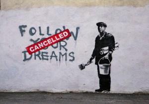 Banksy dreams