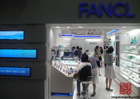 iMac en Fancl
