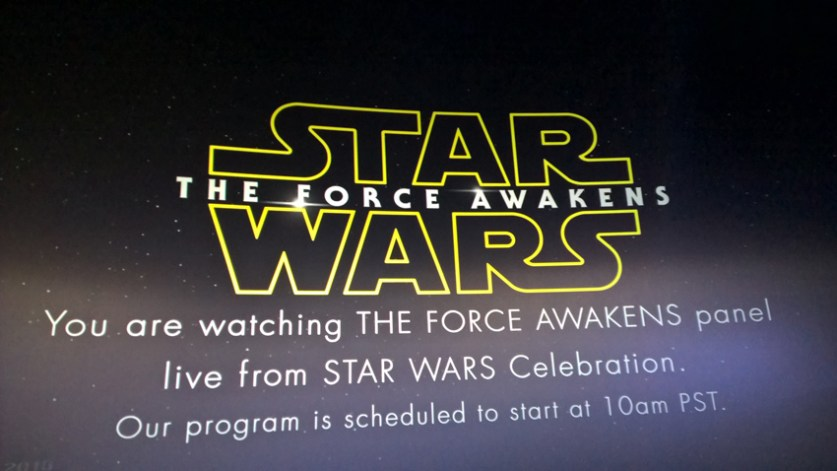 Star Wars Celeberation 2