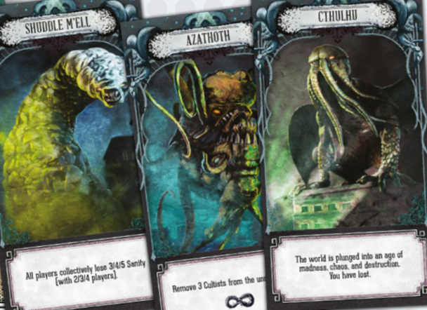 EXCLUSIVE! A Closer Look at Pandemic: Reign of Cthulhu