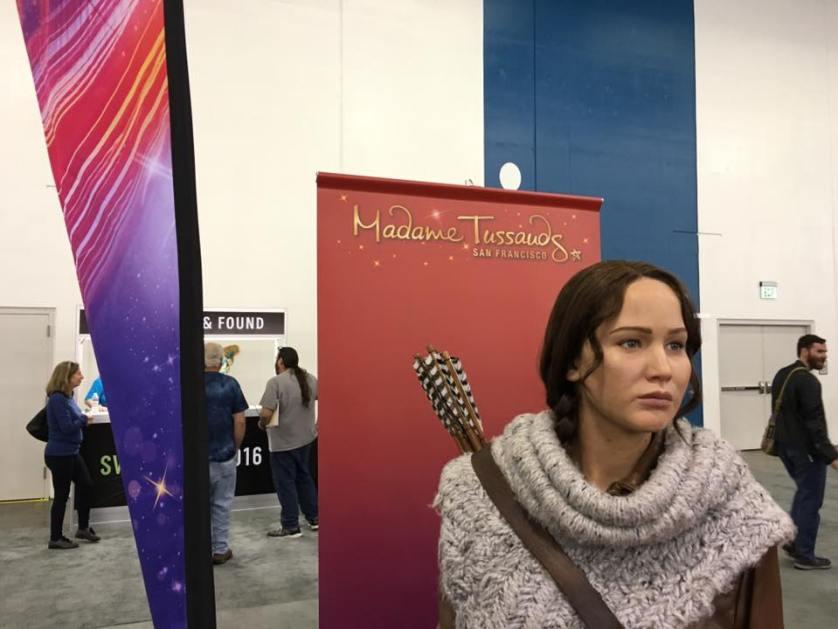 Like these awesome likenesses of Katniss...