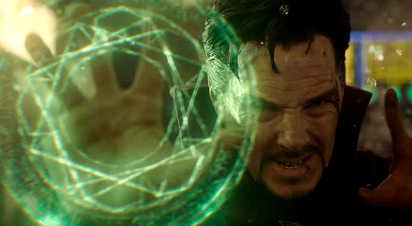 Latest Doctor Strange Trailer bursts out of SDCC 2016!