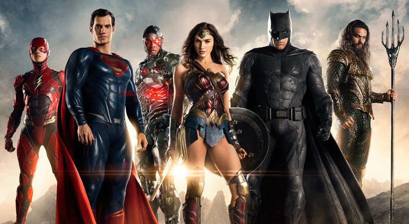 SDCC 2016: Warner Bros. shows off trailers for Suicide Squad, Wonder Woman, and the Justice League!