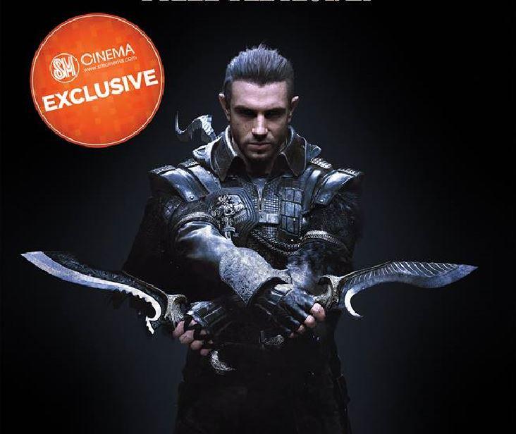 SM Cinema is showing Kingsglaive: Final Fantasy XV NEXT WEEK!