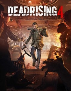 Dead Rising 4 Vertical Key Art