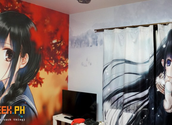 Nomad's Place Airbnb: One Can Never Have Too Much Waifus!