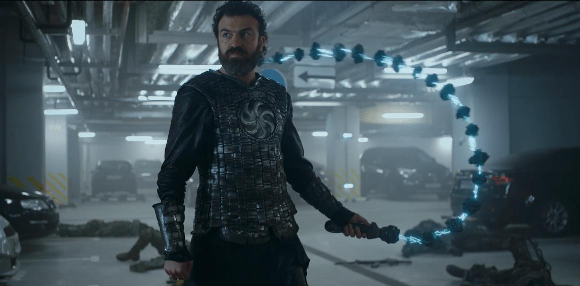 An Electrifying Trailer for Russian Superhero Film Zaschitniki/Guardians