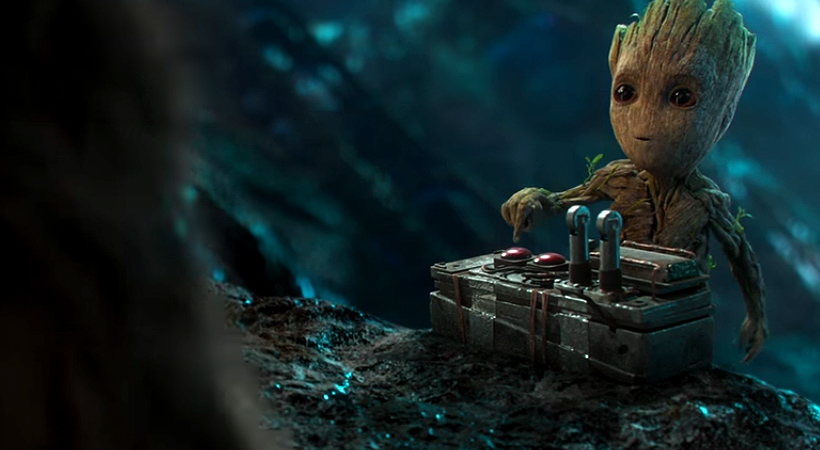 Guardians of the Galaxy 2 Trailer is out and it's Crazy Hilarious!
