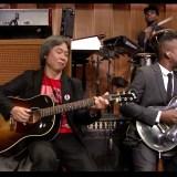 [Watch] Shigeru Miyamoto, Creator of 'Super Mario Bros.', plays the Mario Theme Song @ The Tonight Show Starring Jimmy Fallon