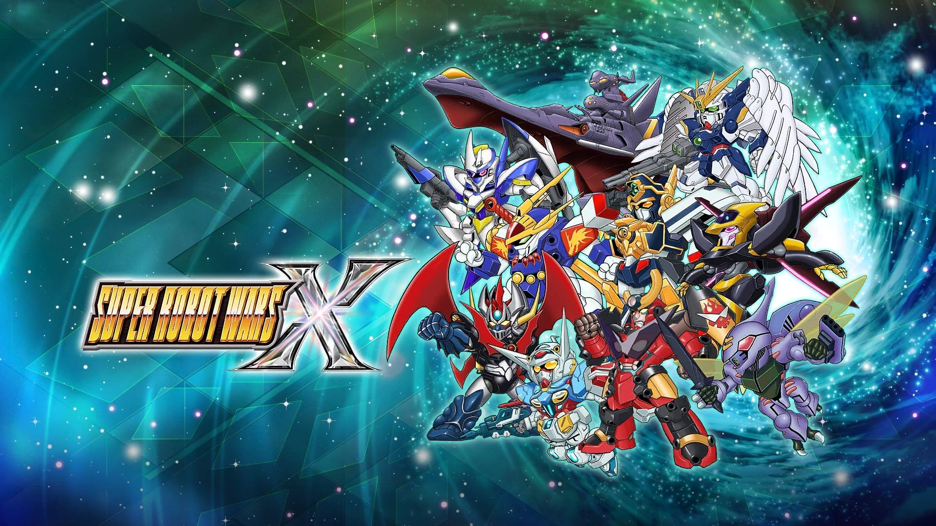 Rog Animated Wallpaper Super Robot Wars X Review Your Favorite Super Robots Are