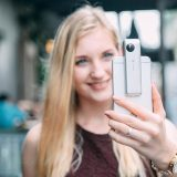 El Insta360 Nano es un curioso gadget que transforma cualquier iPhone 6 en una cámara 360