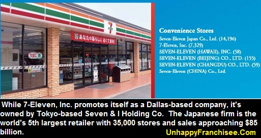 7-Eleven Owner