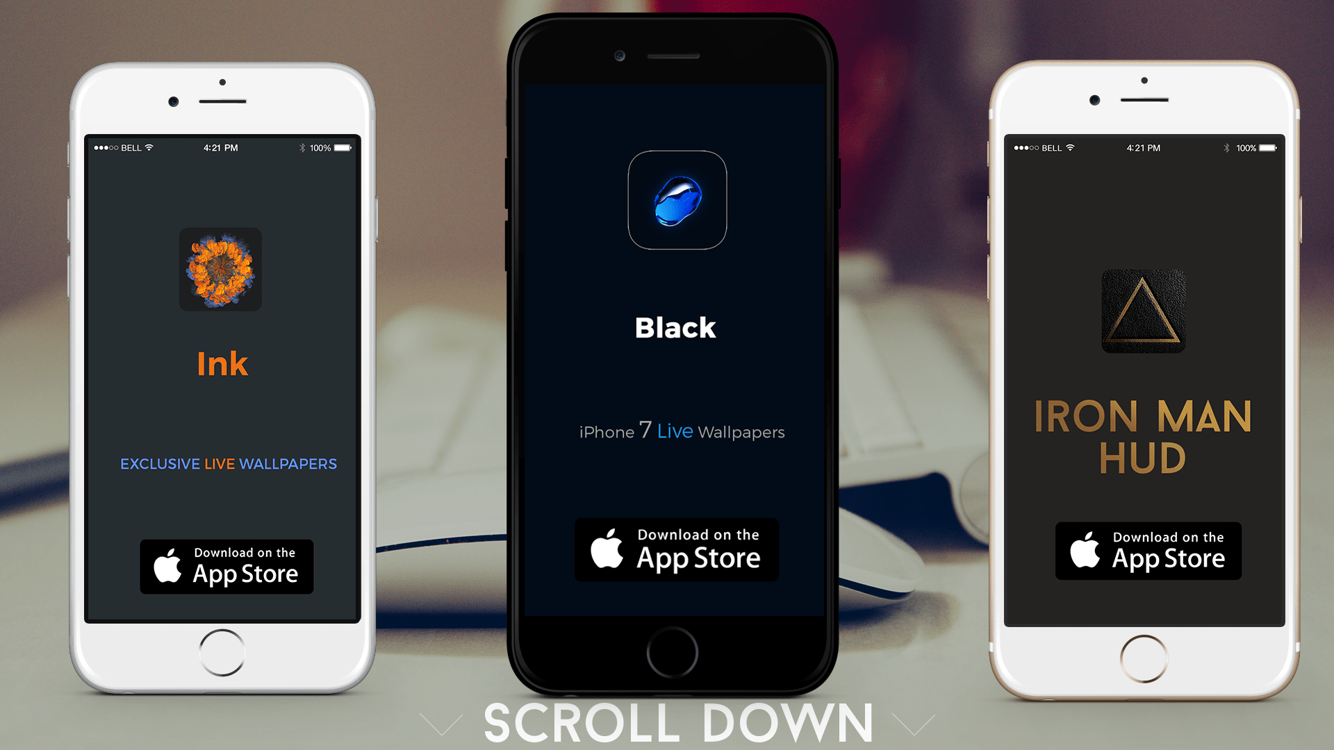 Wallpaper download app for iphone -  Iphone Download Black Live Wallpapers Unicorn Apps Download