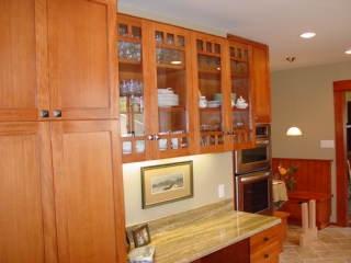 Vertical Grain Doug Fir Kitchen
