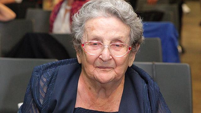 Fallece Juta Hartman, combatiente del Gueto de Varsovia a los 92 años