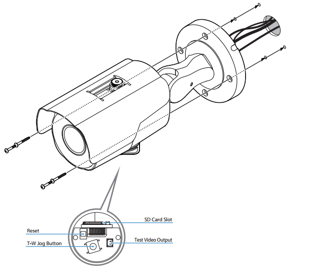 dahua ip camera wiring diagram