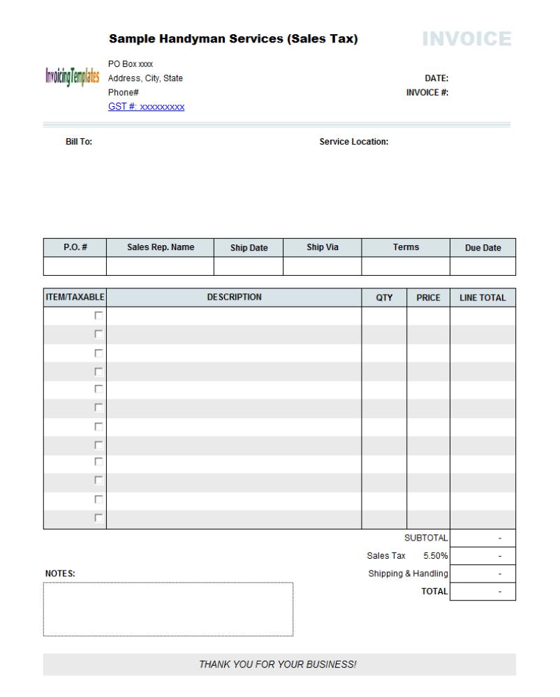 handyman contract template sample customer service resume handyman contract template printable receipt form receipt forms blank template printable handyman contracts for
