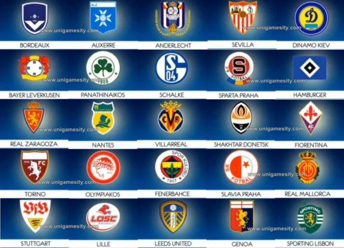 Football Logos Quiz Level
