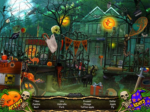 Entry2 Best Hidden Object Games For Halloween Unigamesity