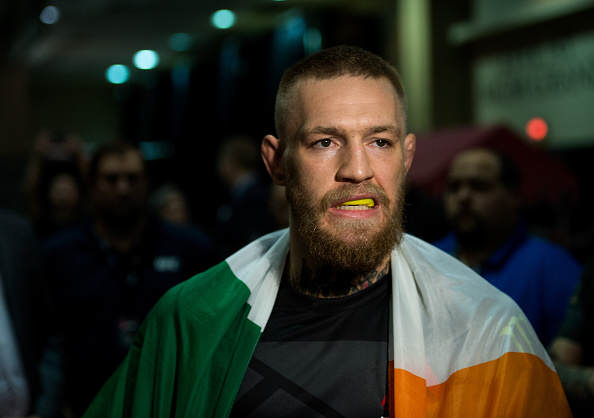 Brock Lesnar Hd Wallpaper Conor Mcgregor Eyes Third Ufc Title After Next Fight Agreed