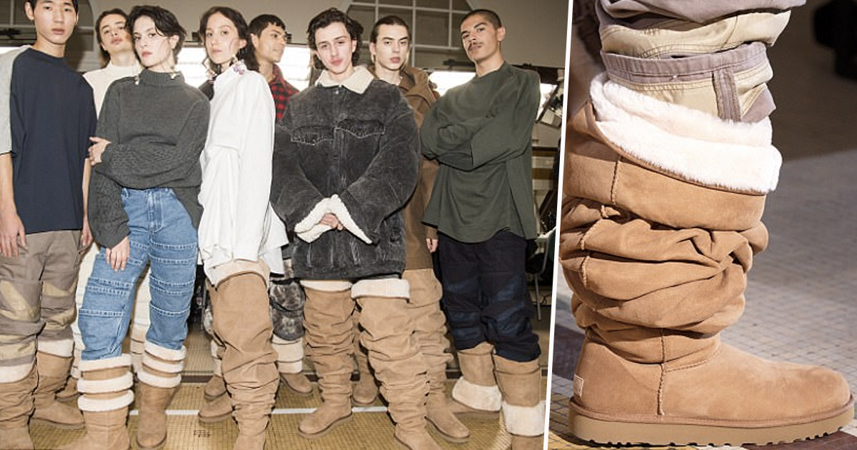 Thigh High Ugg Boots For Men Are Now A Thing