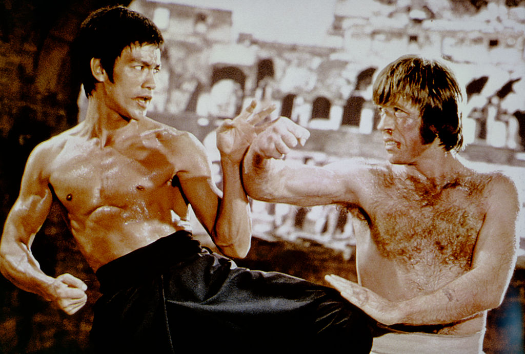 Fighter Quote Wallpaper Bruce Lee Voted Greatest Martial Artist In History