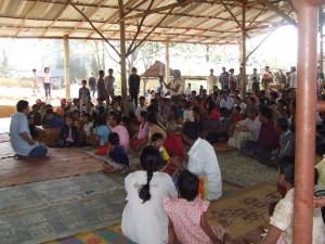 Burmese migrant workers