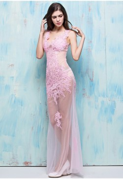 Small Of Pink Cocktail Dress