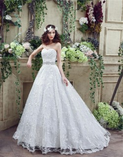 Small Of Corset Wedding Dresses