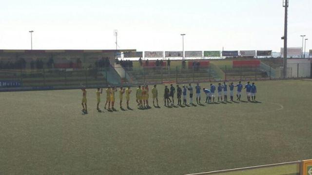 Gallipoli - Unione Calcio Bisceglie 4-2