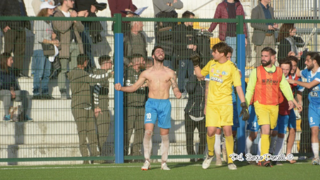 Unione Calcio-Molfetta (ph Sergio Porcelli) sito