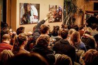 Der Wohnzimmer-Slam! feiert GEBURTSTAG - Unionviertel
