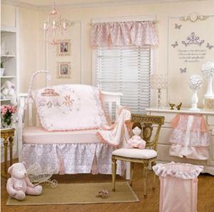 Fairy Bedding For A Baby39s Nursery