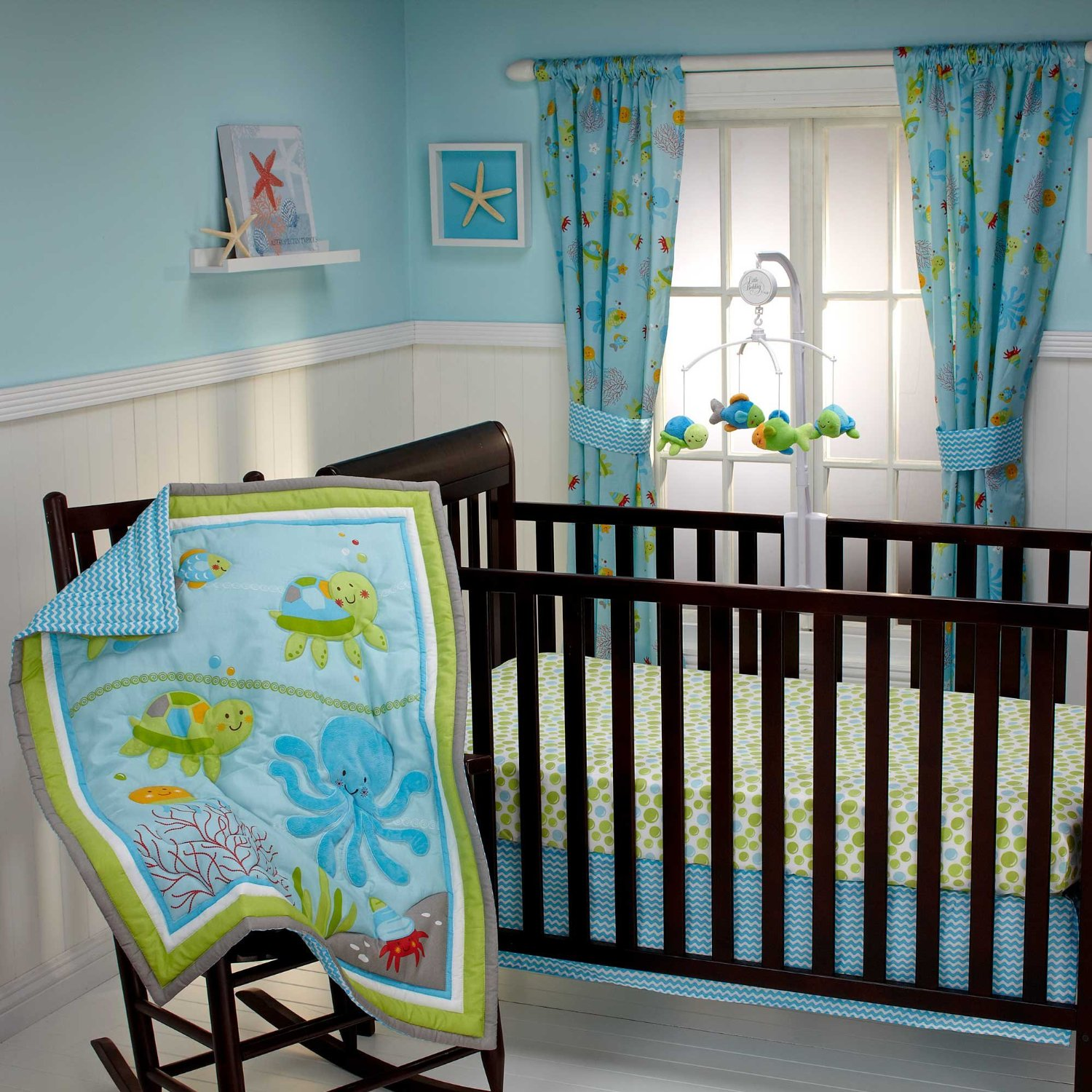 Under The Sea Baby Room Theme