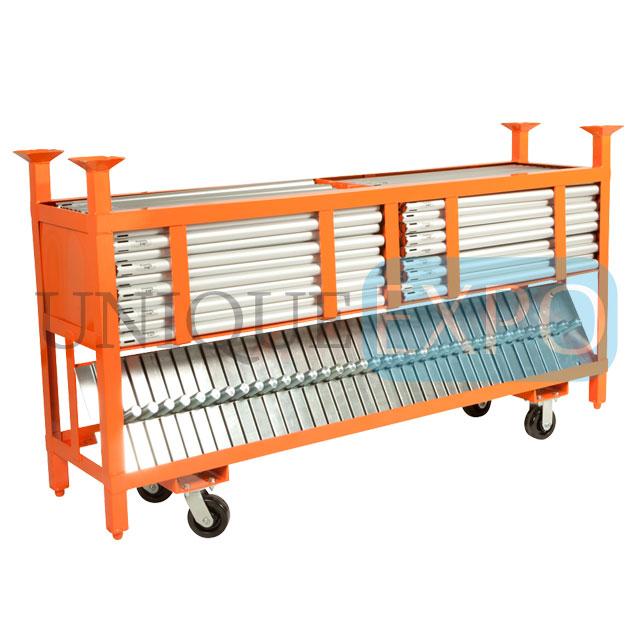 Pipe and Drape Storage Carts
