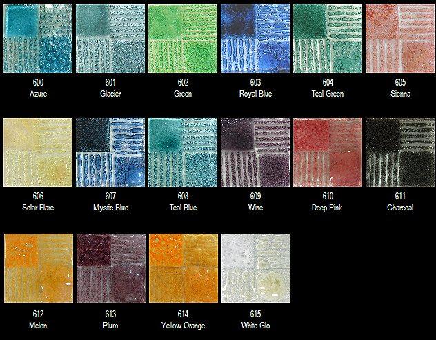 UGC Artisan Colors