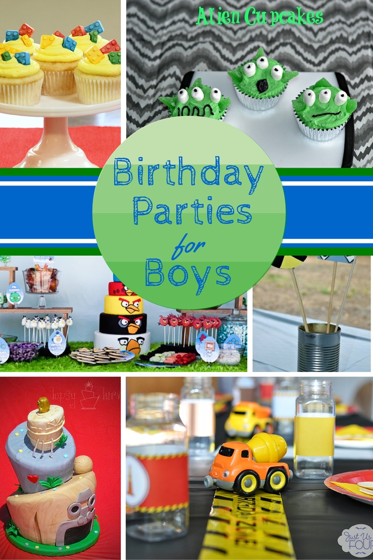 10 Attractive Year Old Boys Birthday Party Ideas
