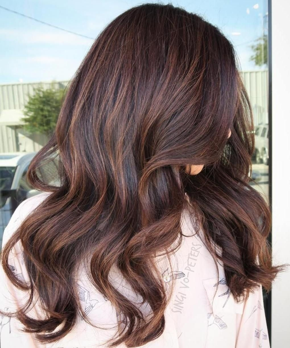 10 Awesome Hair Color Ideas For Brunettes With Highlights
