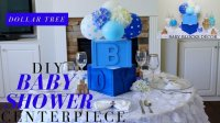 10 Unique Baby Shower Centerpiece Ideas Homemade