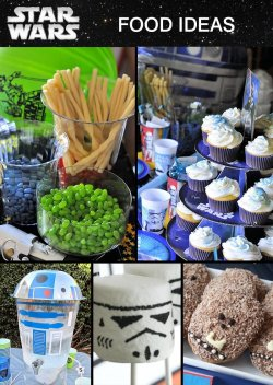 Small Of Star Wars Party Ideas