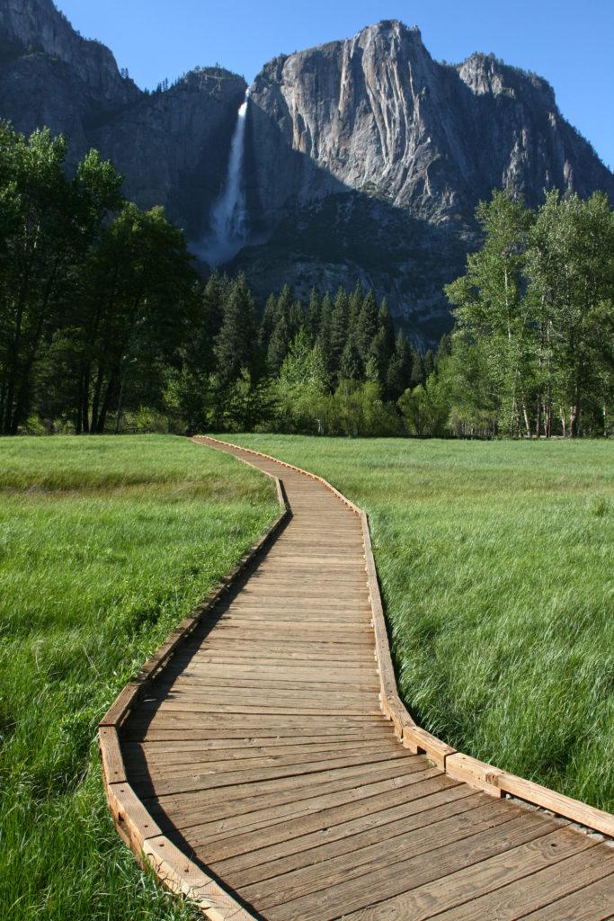 Yosemite Falls Wallpaper The 10 Best Views In Yosemite National Park