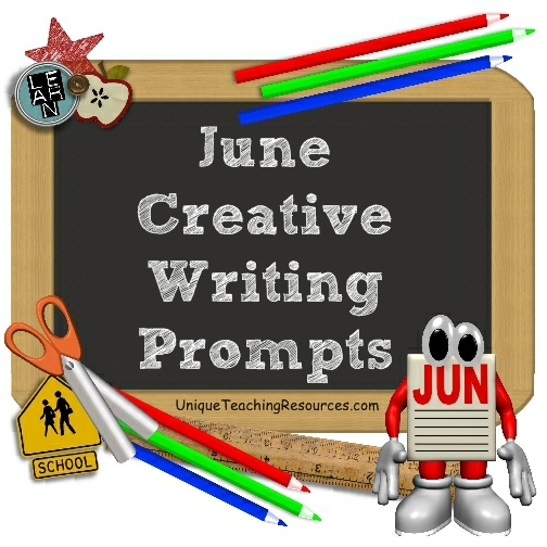 June Writing Prompts Creative Writing Prompts and Journal Ideas