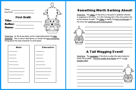 Free Book Report Project Templates printable templates - printable book review template