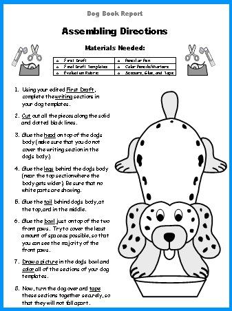 grade 2 book report template env-1198748-resumecloud