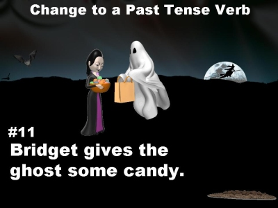 Halloween Powerpoint Lesson Plans and Activities