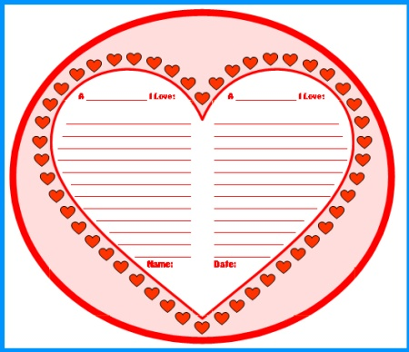 Valentine\u0027s Day Teaching Resources Lesson Plans for Teachers for