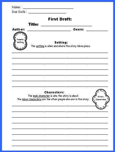 book report printable - Goalgoodwinmetals - book report printable