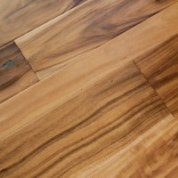 Artisan Acacia Natural Hand Scraped Engineered Hardwood ...