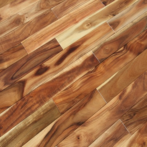 Medium Of Acacia Wood Flooring